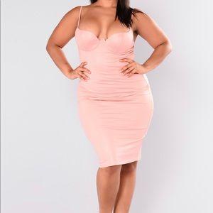 Fashion nova Rita dress never worn